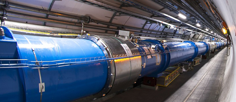 International cooperation with CERN