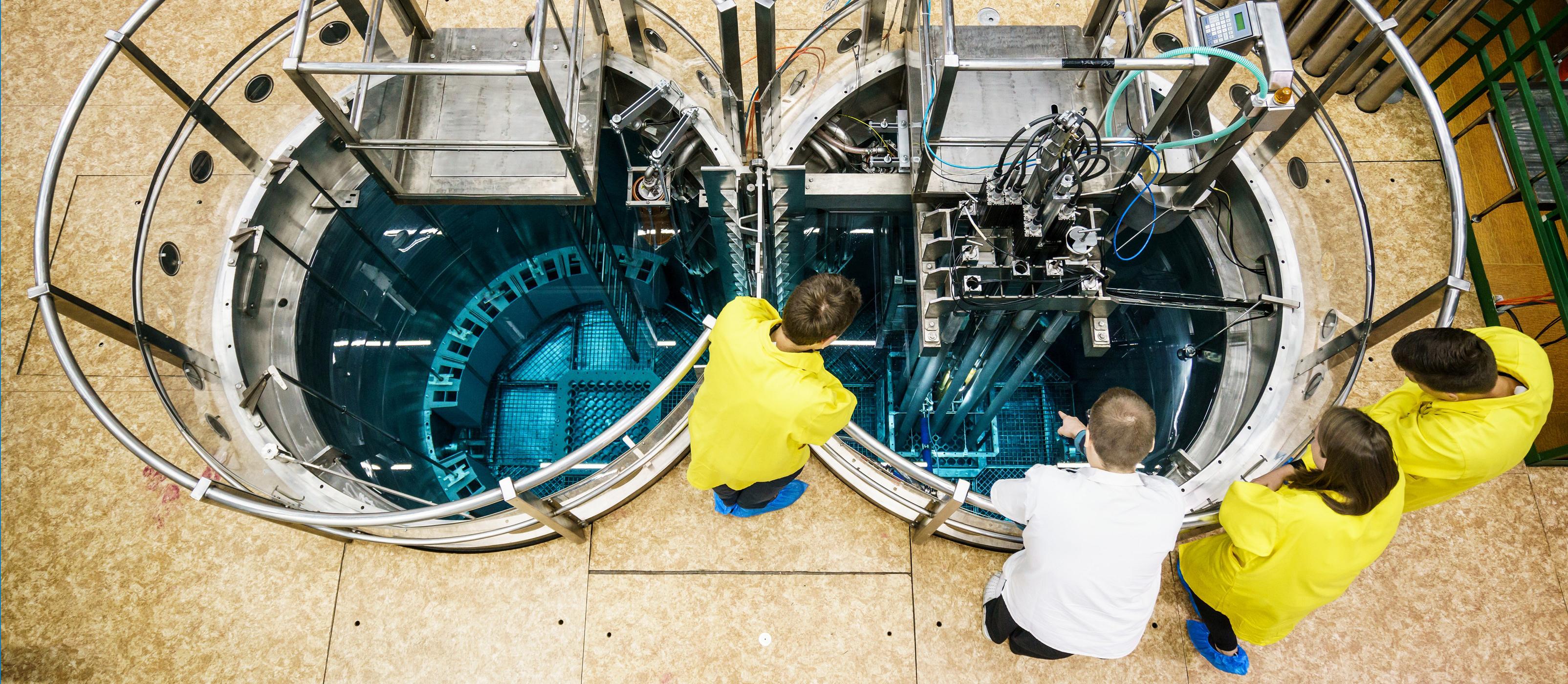Nuclear reactor VR-1