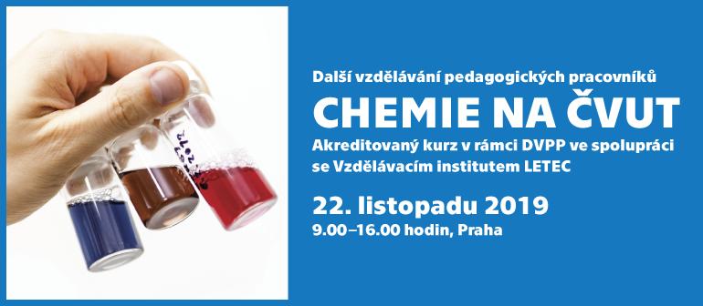 Chemie na ČVUT