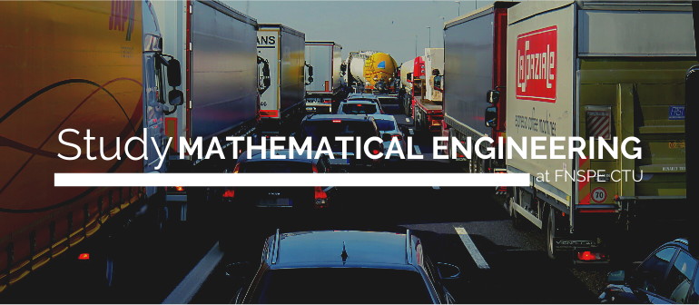 Study Mathematical Engineering at FNSPE